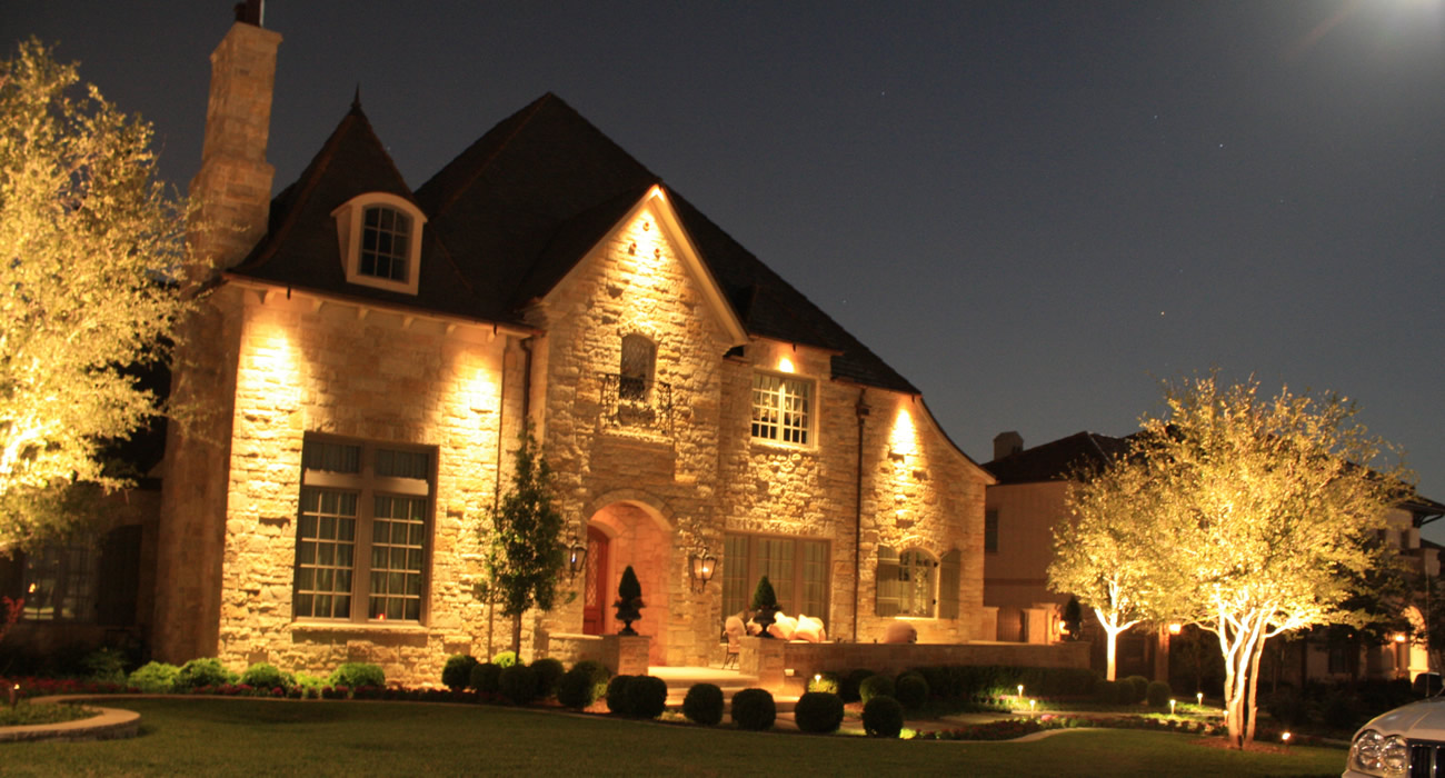 Illumin art inc north texas landscape lighting specialists landscape lighting excellence workwithnaturefo